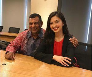 Raline Shah Diangkat Sebagai Pengarah Bebas AirAsia Indonesia