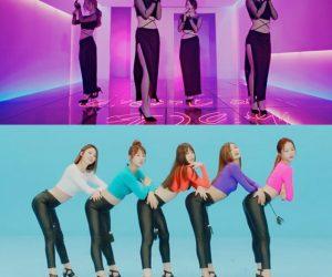 Dicop Lucah, 20 Tarian K-POP Hits Ini Diharamkan Di Korea