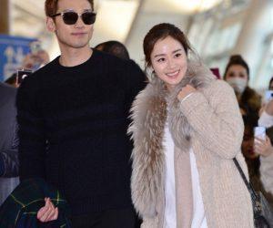 Kim Tae Hee Hantar Trak Kopi Ke Lokasi Penggambaran Rain