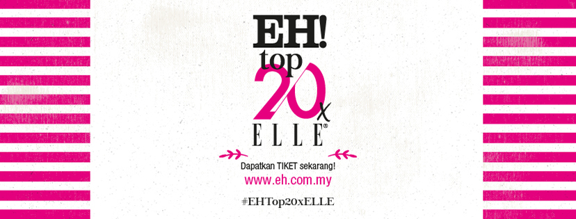 EH! TOP 20 x ELLE