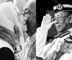 Belasungkawa Cucunda Almarhum Sultan Kedah Buat Rakyat Jelata Sayu