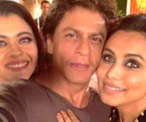 Selfie Shah Rukh Khan, Kajol Dan Rani Mukerji Imbas Kenangan Kuch Kuch Hota Hai