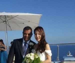 Gadis Korea Pilihan Hati Tan Sri Tony Fernandes
