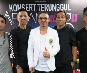 Vokalis UNGU, Pasha Kongsi Rahsia Suara Kekal Mantap