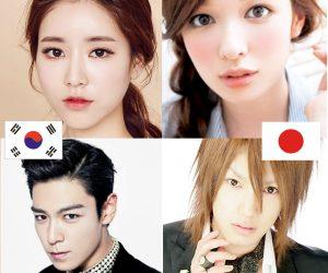 8 Perbezaan Solekan Gaya Korea & Jepun, Mana Satu Rujukan Anda?