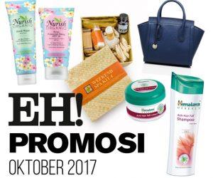 EH! Promosi Oktober 2017