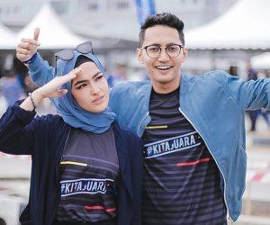 Elfira Loy Dan Sufian Suhaimi Harap Doa Yang Baik-baik Untuk Pertunangan