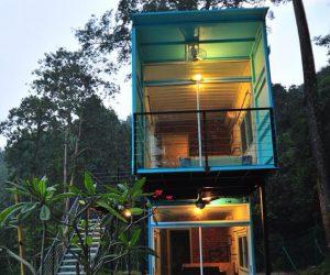 Hotel Bajet Konsep Kontena Makin Popular di Malaysia