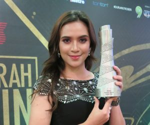 Gambar Di Sekitar Malam Anugerah Skrin 2017