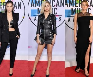 RED CARPET GALORE: The Black Princess Di Karpet Merah AMAS 2017