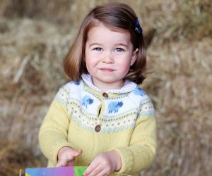 Sebab Zuriat Puteri Charlotte Tidak Akan Menerima Gelaran Putera Atau Puteri