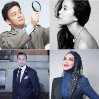 10 Selebriti Korea & Malaysia Punya Pengaruh Sama Taraf