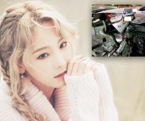Gempar! Taeyeon Girls Generation Terlibat Dalam Kemalangan