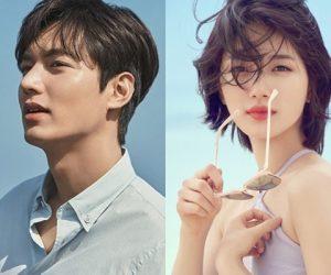 Lee Min-ho Dan Suzy Bae Sah Putus Hubungan