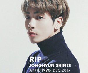 Gempar! Inilah 10 Fakta Jonghyun SHINEE Yang Disyaki Mati Sebab Bunuh Diri