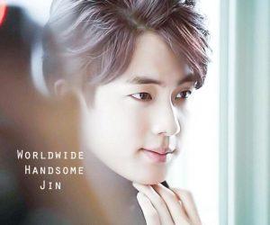 Seluar Terlondeh Paras Peha, Fakta Jin BTS Digelar Worldwide Handsome & Tular