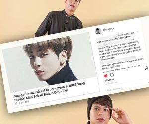 Netizen Anti K-POP Serang IG Hyunmin-A Berkaitan Jonghyun SHINEE Bunuh Diri