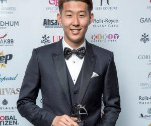 11 Magis Sepakan Pemain Bola Tottenham Asal Korea, Son Heung Min Jadi Tular