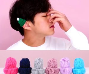Beanie Telinga Jadi Trend Fesyen Terbaru 2018 Di Korea Gantikan Earmuffs!
