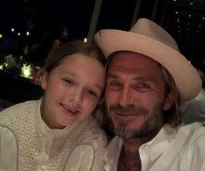 Victoria Beckham Kongsi Video Comel David Dan Harper Menyanyi Bersama