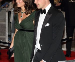 Sebab Kate Middleton Tidak Berpenampilan Hitam Di Anugerah BAFTA