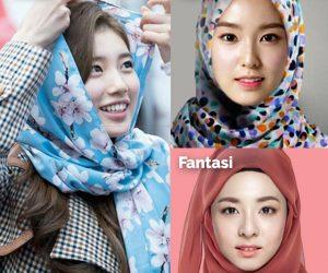 Antara Realiti atau Fantasi: Foto Suzy & Bintang Korea Mengenakan Hijab Tular