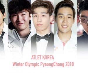 8 Atlet Kacak Korea Ini Bikin Penonton Winter Olympic PyeongChang 2018 Teruja