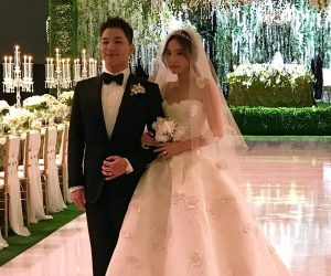 Perkahwinan Taeyang & Min Hyo Rin Guna Khidmat Pereka Acara Yang Sama Dari Filem Twilight