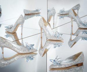 Sepatu Cinderella Yang Anda Cari Selama Ini Ada Di Jimmy Choo