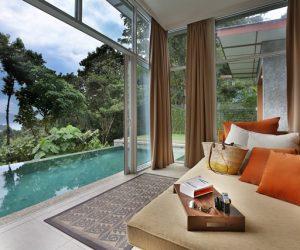Cinta Merentasi Laut Andaman Di Ambong Pool Villas , Langkawi