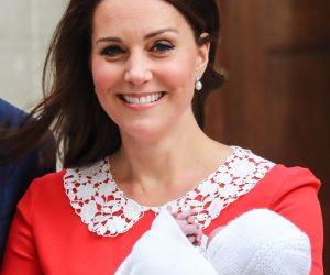 Selamat Bersalin Bayi Ketiga, Kate Middleton Masih Boleh Tampil Di Khalayak Ramai Cantik Bertenaga