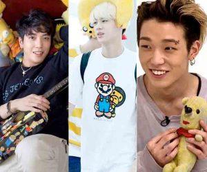 Ayoyo..Perangai & Tabiat Pelik 20 Bintang Popular Korea Yang Comel, Lucu & Menyeramkan!