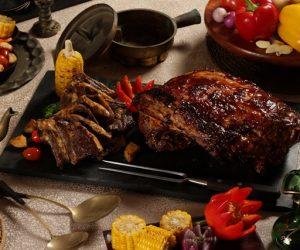 Sup Gear Box, Kari Kepala Ikan Salmon Dan Banyak Lagi Di Bufet Ramadan Sunway Putra Hotel
