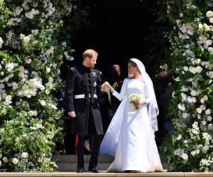 Rahsia Bau Wangi Di Majlis Kahwin Putera Harry & Meghan Markle