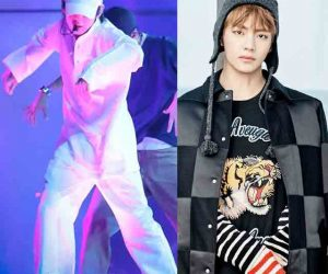 Lelaki Terkacak Dunia Iaitu V BTS Pakai Baju Melayu Putih Edisi Aaron Aziz Jadi Tular