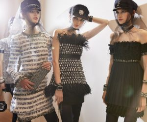 Eksklusif! Disebalik Pembikinan Look 83 Koleksi Chanel Pre-Fall 2018