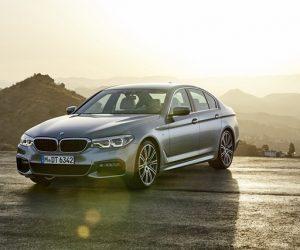 Impresi Dinamik Legasi Ke-7 BMW 5 Series