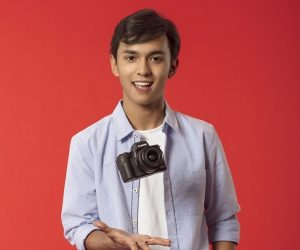 Aiman Tino Diangkat Sebagai Duta Canon Malaysia