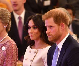 Sebab Putera Harry Dan Meghan Markle Tidak Berpegangan Tangan Di Hadapan Ratu Elizabeth II