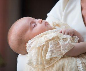 Gambar Di Sekitar Upacara Pembaptisan Putera Louis