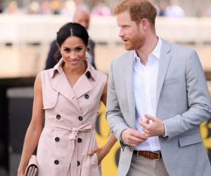 Ratu Elizabeth II Menghadiahkan Putera Harry Dan Meghan Markle Kediaman Baru