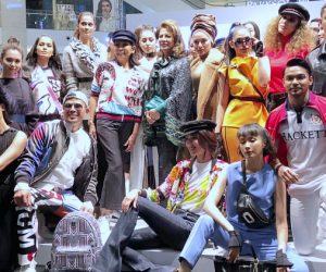 #KLFW2018 : Selebriti Popular Tempatan Berjalan Di Pementasan Koleksi Jenama Untuk Melium Group