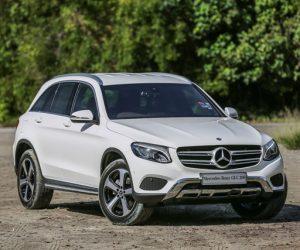 Panduan Lancar Hanya Dengan Mercedes Benz GLC 200
