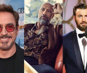 Senarai Aktor Dengan Pendapatan Tertinggi Dunia 2018