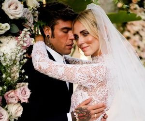 Dress Perkahwinan Chiara Ferragni Direka Khas Oleh Dior