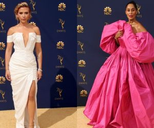 #Emmys : Best Dressed At Red Carpet, Who's The Hottest?