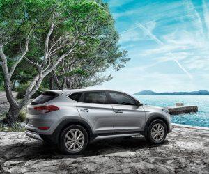 Hyundai Tuscon Yang Selesa, Stabil Dan Seronok