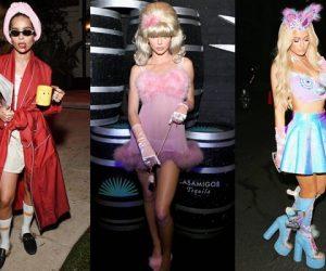 10 Kostum Halloween Selebriti Hollywood Yang Paling EPIK Tahun 2018