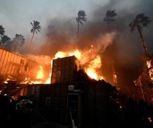 Kediaman Selebriti Hollywood Yang Terlibat Dalam Kebakaran Besar Hutan Di California