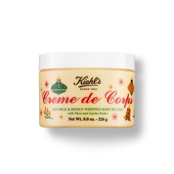 Kiehl's Holiday 2020 Creme de Corps